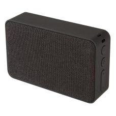 Ativa Wireless Speaker Fabric Covered Black