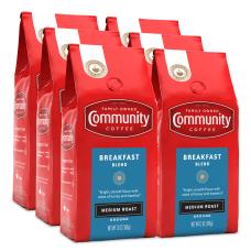 Community Coffee Arabica Ground Coffee Breakfast