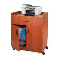 Safco Deluxe Mobile Machine Stand 36