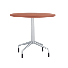 Safco RSVP Round Tabletop Cherry
