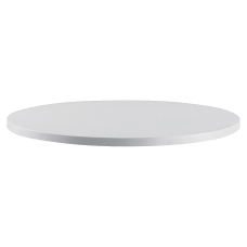 Safco RSVP Table Top Round Gray