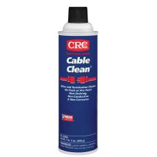 CRC Cable Clean High Voltage Splice