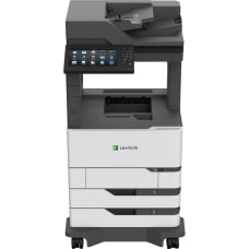 Lexmark MX822ade Monochrome Laser Multifunction Copier