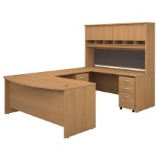 Bush Business Furniture 72 W Bow
