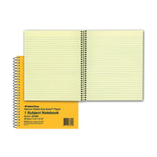 Rediform Brown Board Notebook 6 78