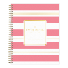 Day Designer DailyMonthly Planner 10 x