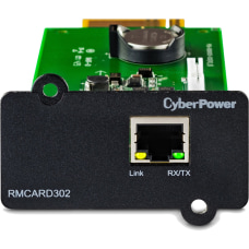 CyberPower RMCARD302 OL Series Remote Management