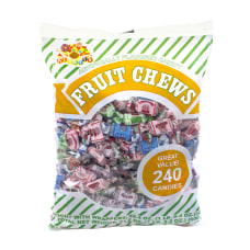 Alberts Son Fruit Chews Assorted Flavors