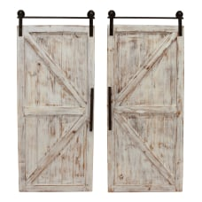 FirsTime Co Carriage House Barn Door