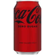 Coca Cola Zero Sugar Soda 12