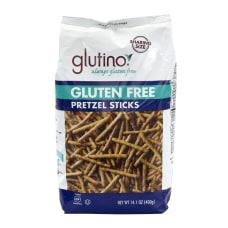 Glutino Gluten Free Pretzels Sticks 141