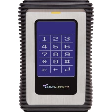 DataLocker DL3 1TB External Hard Drive