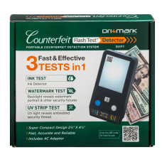 FlashTest Counterfeit Detector