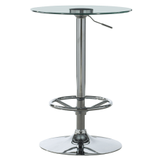 Powell Novelli Adjustable Height Pub Table