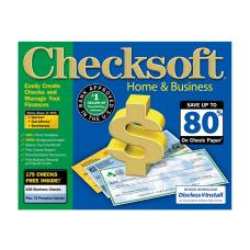 Avanquest Checksoft Home Business Windows