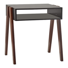 Adesso Laurel End Table Rectangle 21