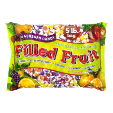 Washburn Fruit Filled Hard Candy Assorted
