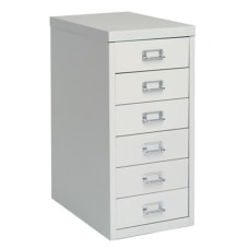Bisley 15 D Vertical 6 Drawer