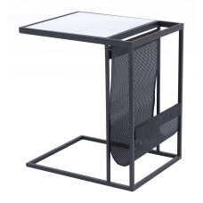 Zuo Modern Magazine Rack Table Rectangular