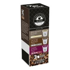 Executive Suite Coffee Keurig Single Serve