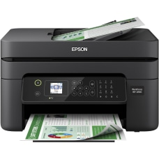Epson WorkForce WF 2830 Wireless Color