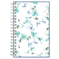 Blue Sky Frosted WeeklyMonthly Planner 3