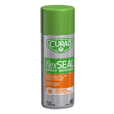 Curad FlexSeal Spray Bandage