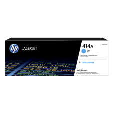 HP 414A Cyan Toner Cartridge W2021A