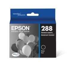 Epson DuraBrite 288 Ultra Black Ink