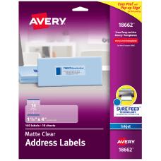 Avery Easy Peel Permanent Address Labels