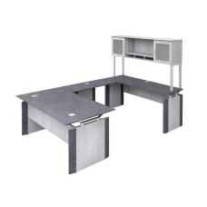 Forward Furniture Allure U Desk With
