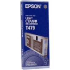 Epson Cyan Ink Cartridge Light Cyan