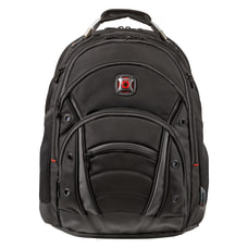 Wenger Synergy Ballistic Laptop Backpack Black