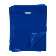Plastic Merchandise Bags 100 Piece Set