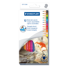 Staedtler Watercolor Pencils 5 mm Point