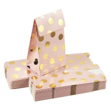 Pack Of 24 Paper Treat Bags