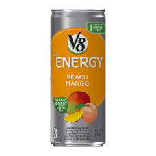 V8 Energy Peach Mango Energy Drink