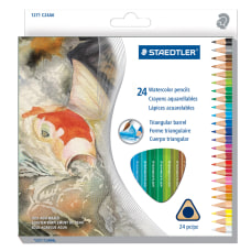 Staedtler Watercolor Pencils 5 mm Assorted