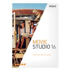 Magix Vegas Movie Studio 16 Disc