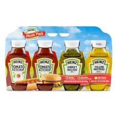 Heinz Condiment Picnic Pack 26 Oz