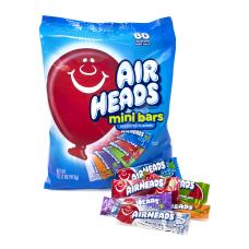Airheads Mini Bars Assorted Flavors Bag