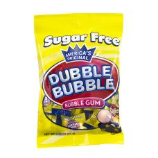 Dubble Bubble Sugar Free Bubble Gum