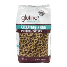 Glutino Gluten Free Pretzels Twists 141