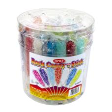 Espeez Rock Candy Sticks Assorted Flavors