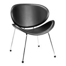 Zuo Modern Match Occasional Chairs Black