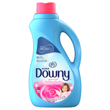 Downy Ultra Liquid Fabric Softener April