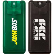 Custom Mini Credit Card Hand Sanitizer
