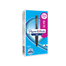 Paper Mate Retractable Gel Pens Bold