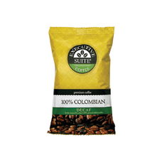 Executive Suite 100percent Colombian Decaffeinated Coffee