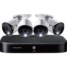Lorex DK182 48DAE DVR cameras wired